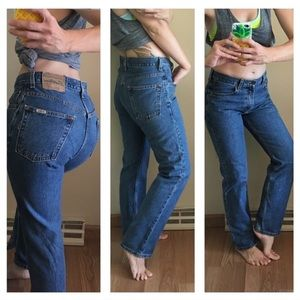 Levi's Signature Series Straight Leg Mom Jeans